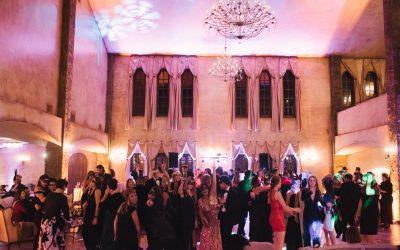 DJ Bob at Loriana dance floor